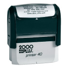 2000 Plus Printer 40 Pennsylvania Notary Stamp