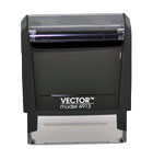 Vector Model 4913 Colorado Notary Stamp